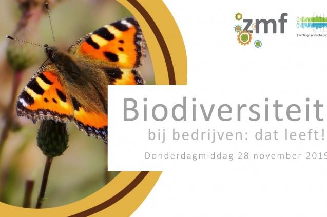 Masterclass Zeeland - biodiversiteit bij bedrijven - do 28 november